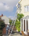 Extension Ladder 7m extended