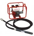 Petrol Vibrating Poker Unit & Shaft