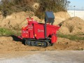 Tracked Self Loading Mini Dumper