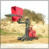 High Discharge Tracked Mini Dumper