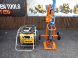 Hydraulic Log Splitter (includes power pack)