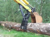 Bucket Grip Talon 1.5 - 3 ton excavator
